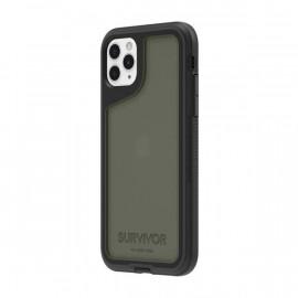 Griffin Survivor Extreme - Coque iPhone 11 Pro Max - Noir / Gris
