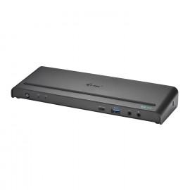 SBS - i-Tec USB-C / USB-A Triple 4K Adaptateur universelle - Noir