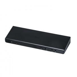 SBS - i-Tec USB 3.0 / USB-C  5K Adaptateur universelle - Noir