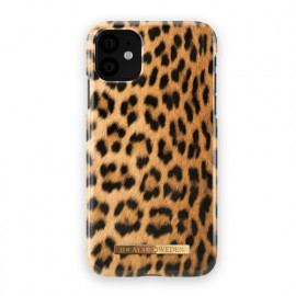 iDeal of Sweden Fashion Coque iPhone 11 Motifs Léopard