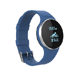 iHealth Wave Wireless tracker d'activité Bleu