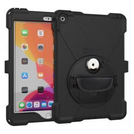 Joy Factory aXtion Bold MP - Coque iPad 10.2 Rotative - Noire
