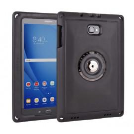 Joy Factory aXtion Edge M Mount - Coque Galaxy Tab A 10.1 - Noire