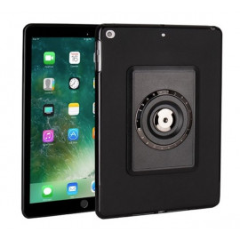 Joy Factory MagConnect - Coque iPad 9,7 (2017 / 2018) - Noir