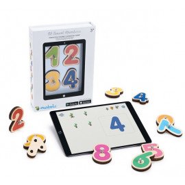 Marbotic Smart Numbers - Jeu d'apprentissage pour enfant