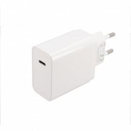Musthavz - Chargeur rapide 30W avec connexion USB-C blanc
