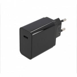 Musthavz - Chargeur rapide 30W avec connexion USB-C noir