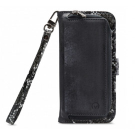 Mobilize 2en1 Gelly Wallet Zipper Étui iPhone 11 Pro Max Noir / Lézard