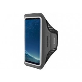 Mobiparts Comfort Fit Sport Armband Samsung Galaxy S8 Plus zwart