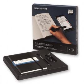 Moleskine - Ensemble Smart Writing Set Tablet + Stylet - Carnet Digital