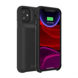 Mophie Juice Pack Access - Coque avec batterie intégrée iPhone 11 - Noir