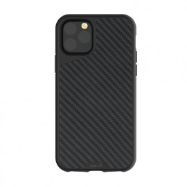 Mous AraMax - Coque iPhone 11 Antichoc - Noir