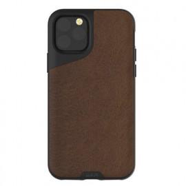 Mous Contour - Coque iPhone 11 Pro - En cuir - Marron
