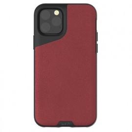 Contour - Coque iPhone 11 Pro - En cuir - Blanc