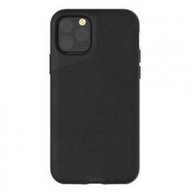 Mous Contour - Coque iPhone 11 Pro - En cuir - Noire
