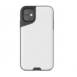 Mous Contour - Coque iPhone 11 - En cuir - Blanc