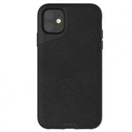 Mous Contour - Coque iPhone 11 - En cuir - Noire