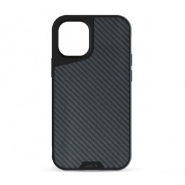 Mous Limitless 3.0 - Coque Mous pour iPhone 12 Mini - Fibre de carbone