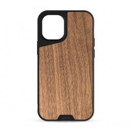 Mous Limitless 3.0 - Coque Mous pour iPhone 12 Mini - Noisette