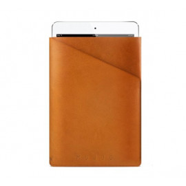 Mujjo - Étui En Cuir Ultra Fin -  iPad Mini 1 / 2 / 3 / 4 / 5 - Marron