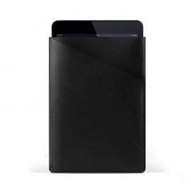 Mujjo Slim Fit - Pochette / Étui pour iPad Mini 1 / 2 / 3 / 4 / 5 En Cuir - Noir
