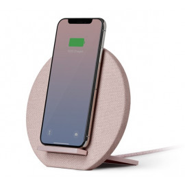 Native Union Dock - Chargeur Dock sans fil - en Rose
