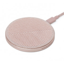 Native Union Drop - Station de charge sans fil - Rose