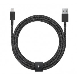Native Union Kevlar Belt Lightning - Câble de charge 3m - Noir