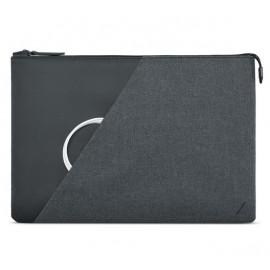 """Native Union Stow - Pochette Macbook 13"""" Pouces - Gris"""