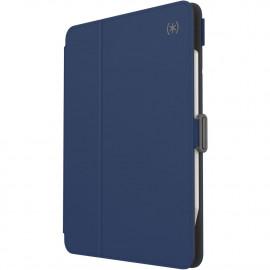 Speck Balance Folio  - Coque Folio iPad Air 10.9 pouces (2020) / iPad Pro 11 pouces (2018/2020/2021) Bleu foncé