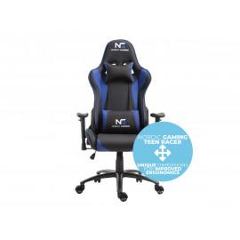 Nordic Gaming Teen Racer - Chaise Gaming / Siège Gamer - Bleu