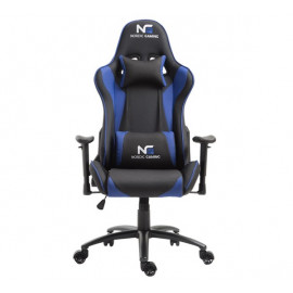 Nordic Gaming Racer - Chaise Gaming - Bleu / Noir