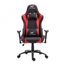 Nordic Gaming Racer - Chaise Gaming - Rouge / Noir