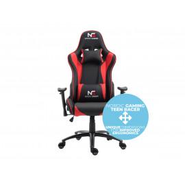 Nordic Gaming Teen Racer - Chaise Gaming / Siège Gamer - Rouge