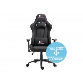 Nordic Gaming Teen Racer - Chaise Gaming / Siège Gamer - Noire