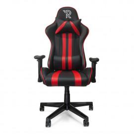 Ranqer - Felix Siège gamer / Chaise gaming -  Noir / Rouge