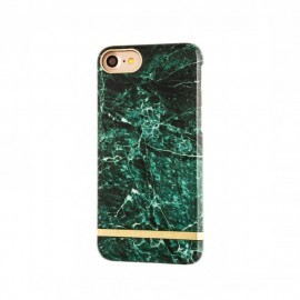 Richmond and Finch Marble Glossy - Coque iPhone 7 / 8 / SE 2020 - Marbre Vert