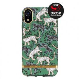 Richmond & Finch - Freedom Series Coque Apple iPhone XR - Motifs léopard