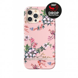 Richmond & Finch - Freedom Series Coque iPhone 12 Pro Max - Fleurs Roses
