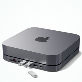 Satechi Support En Aluminium Pour Mac - Gris