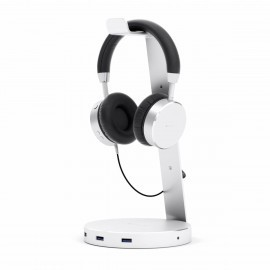 Satechi Support de casque Aluminum Argent