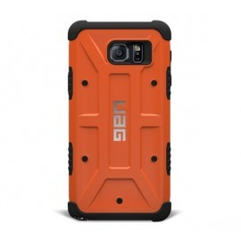 UAG Coque Antichoc Outland Samsung Galaxy Note 5 orange