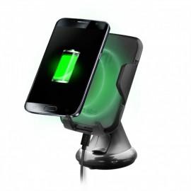 SBS - Chargeur sans fil pour voiture / tableau de bord 5W