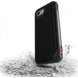 X-Doria Defense Lux - Coque Antichoc - iPhone 7 / 8 Plus - Noire