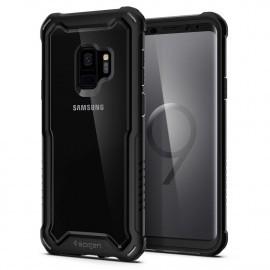 Spigen Hybrid Coque Galaxy S9 Noir