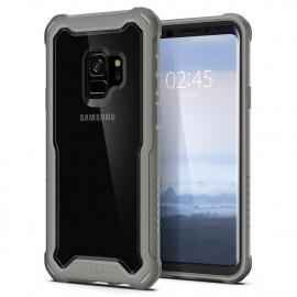 Spigen Hybrid Coque Galaxy S9 Grise