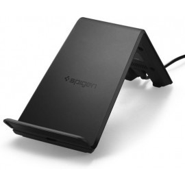 Spigen Essential Station Wireless Fast Charger - 9W Noir