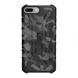 UAG Coque Antichoc Pathfinder iPhone 6(S) / 7 / 8 Plus Camouflage Noir
