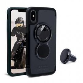 Rokform Crystal case iPhone X / XS zwart