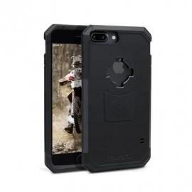 Rokform Rugged - Coque Robuste iPhone 7 / 8 Plus Antichoc - Noir